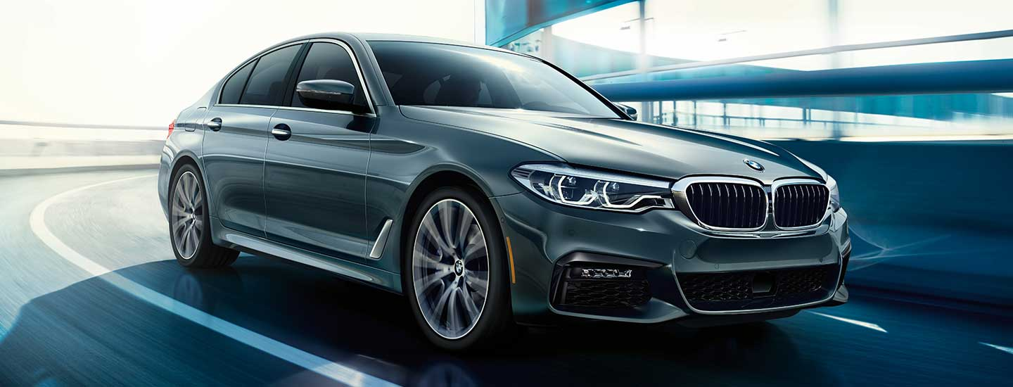2019 BMW 5 Series in Columbia, SC.