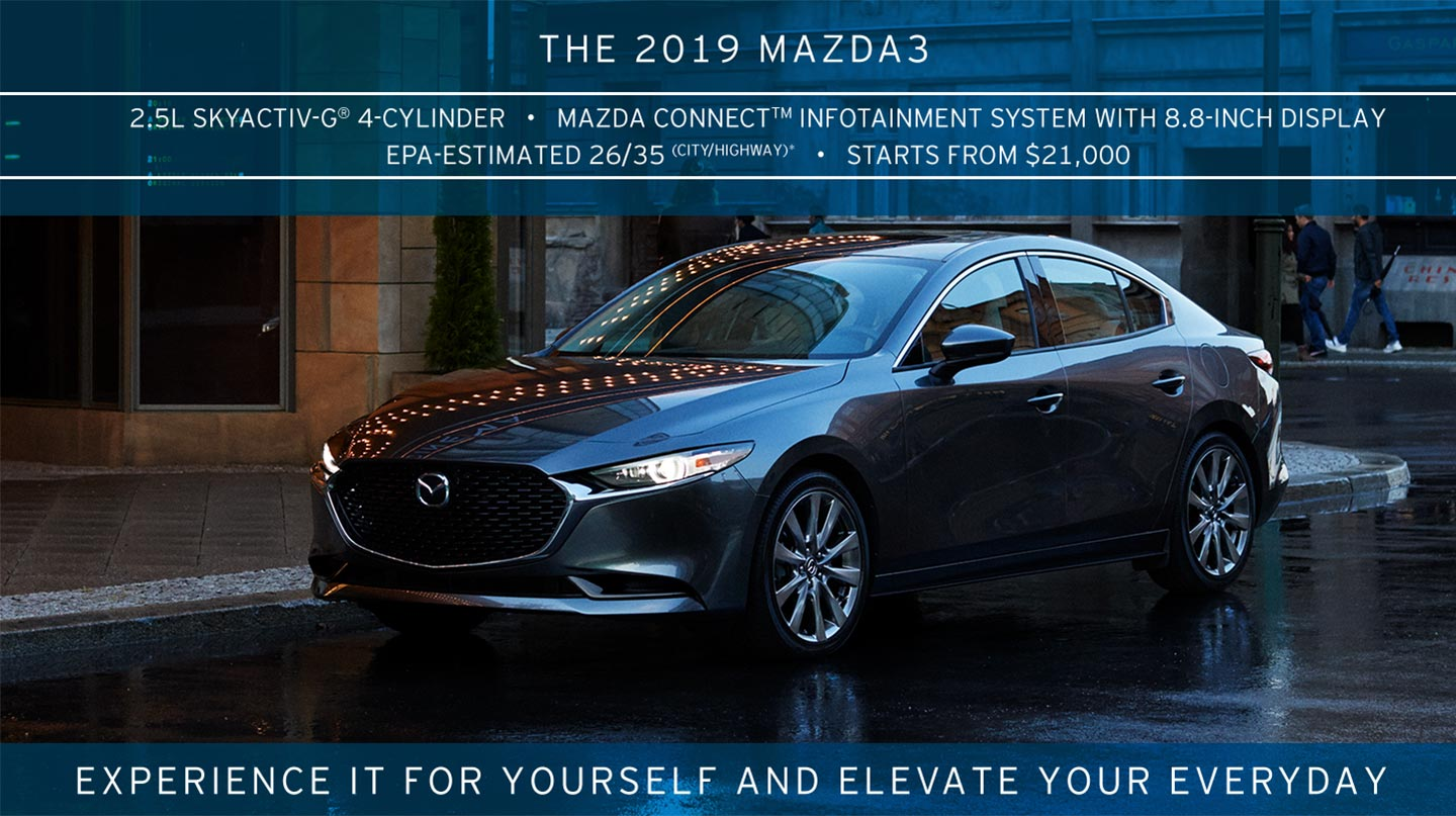 Drivers Switch To Mazda3 For These 3 Reasons