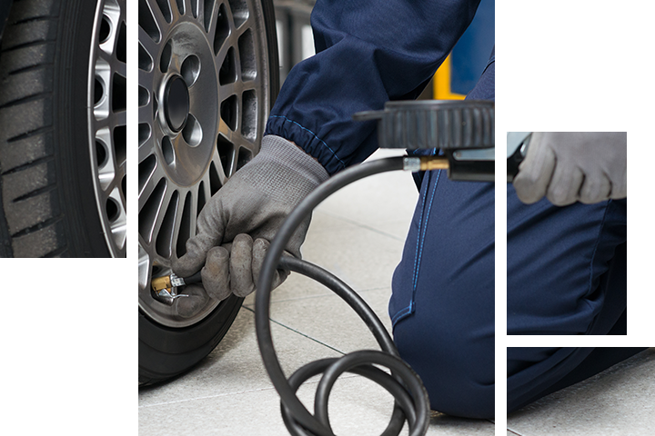 Tire repair at Spitzer Chrysler, Dodge, Jeep, Ram dealer in Homestead Florida