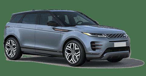 2020 Land Rover Range Rover Evoque First Edition
