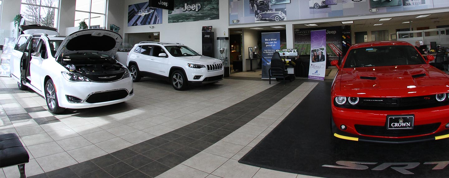 Auto finance options available at our Columbus car dealership