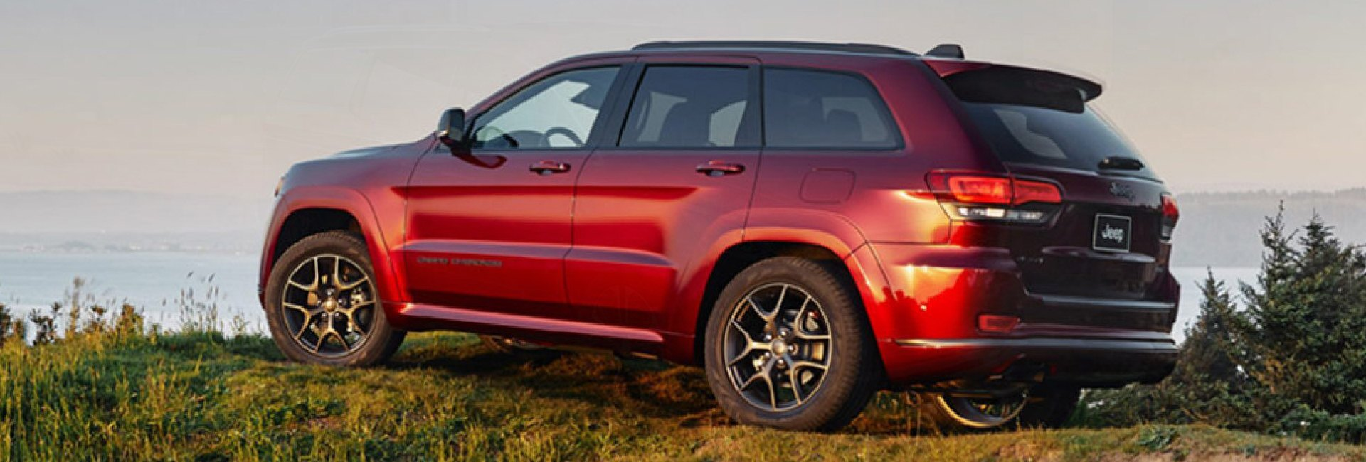 Picture of the 2020 Jeep Grand Cherokee for sale at Spitzer Jeep Cleveland