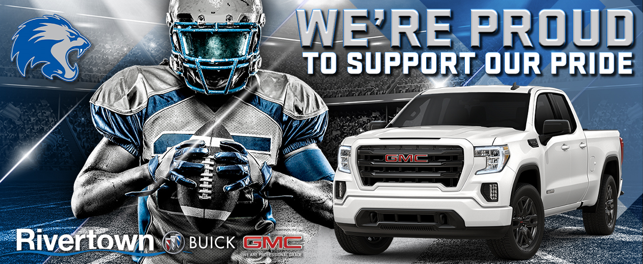 Proud Sponsor Of The Columbus Lions