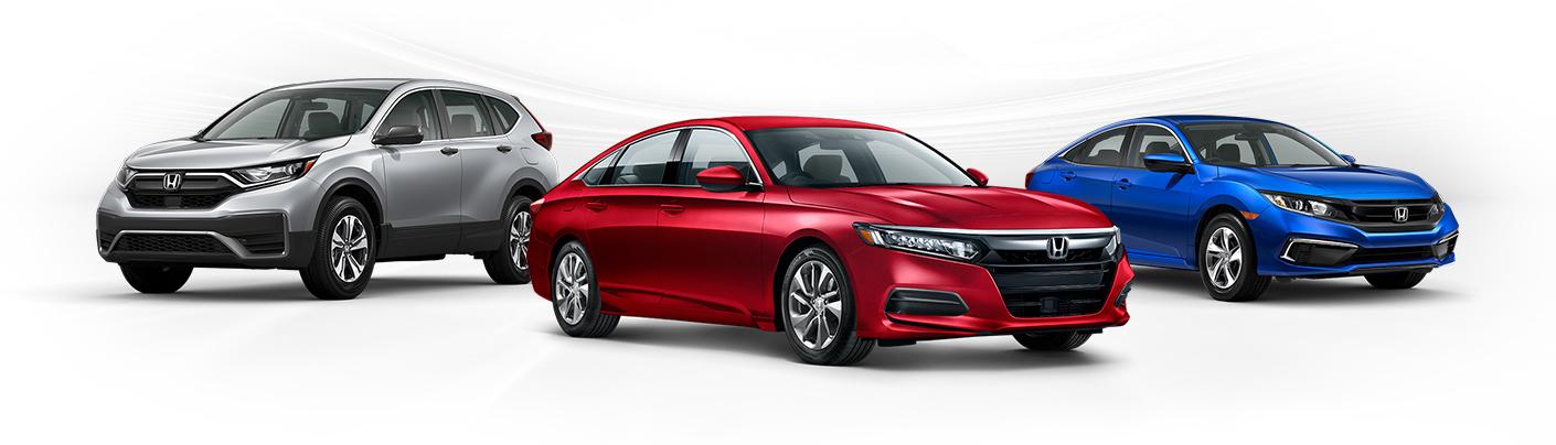 Honda Lineup