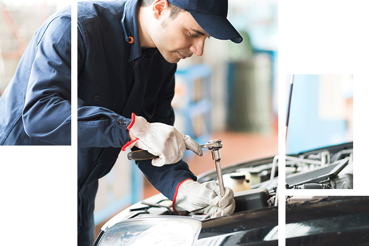Car repair service at Spitzer Chevrolet Amherst Ohio