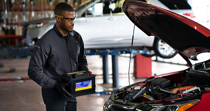 battery service Spitzer Chevy North Canton Ohio