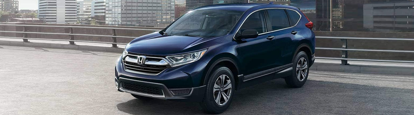 The 2019 Honda CR-V available at Wright Honda in Uniontown, PA