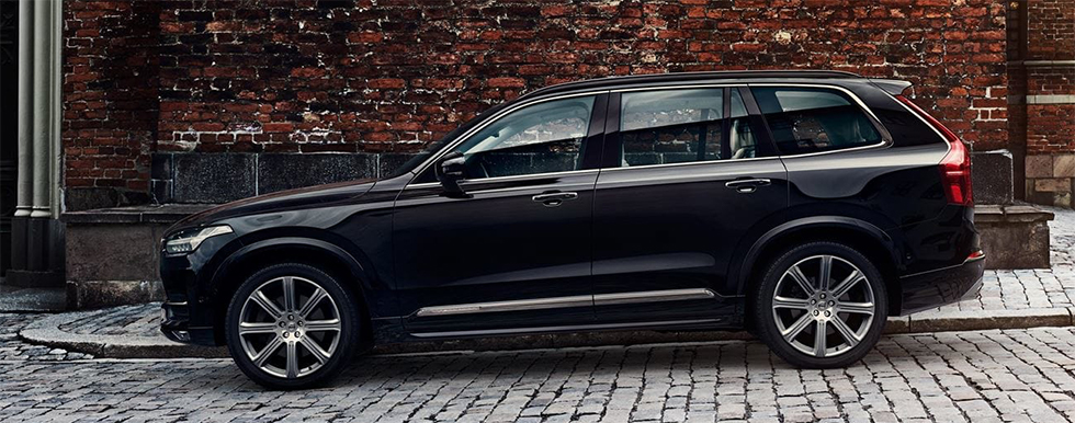 Exterior of the 2019 Volvo XC90 for sale at our Volvo dealership near Frederick, Rockville and Hagerstown, MD.
