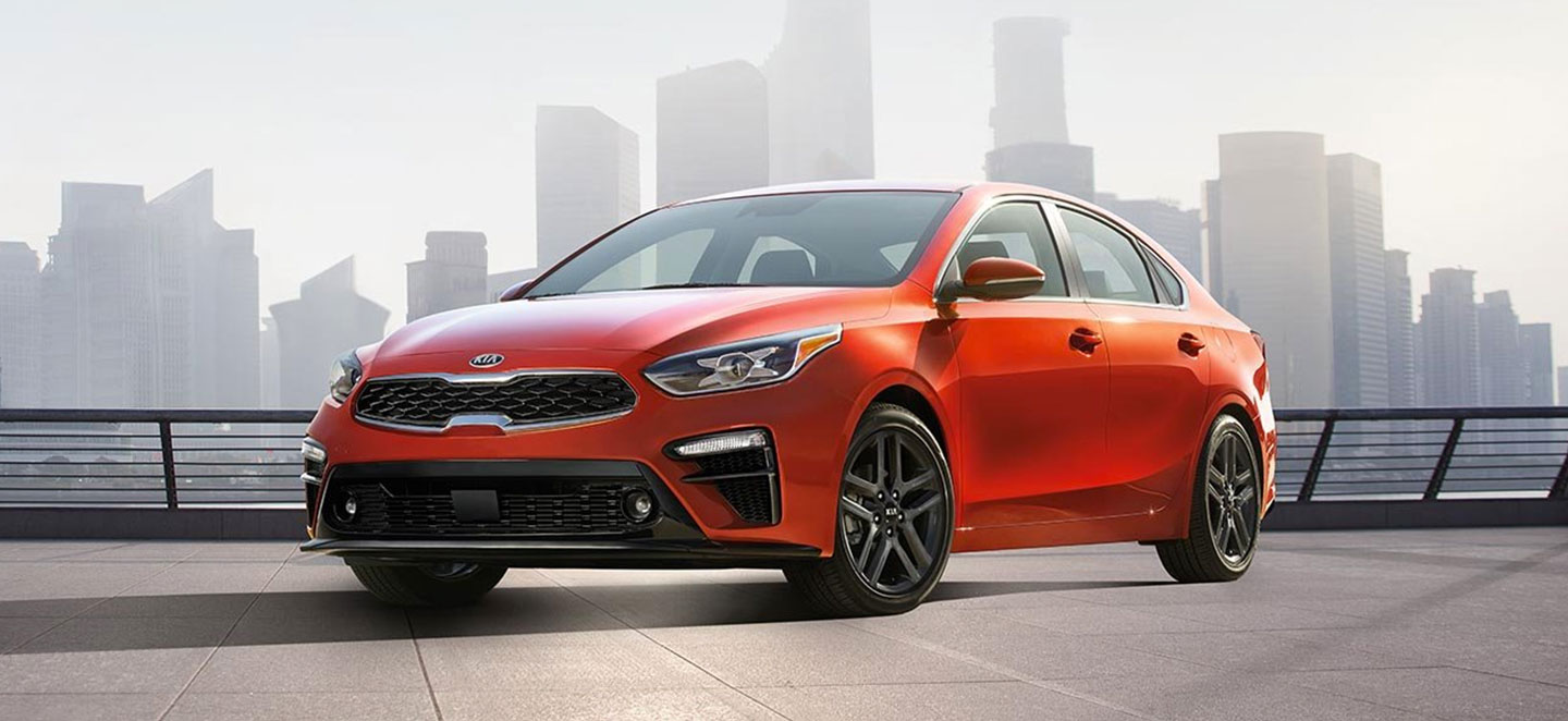 The 2019 Kia Forte is available at our Kia dealership in Edmond, OK.