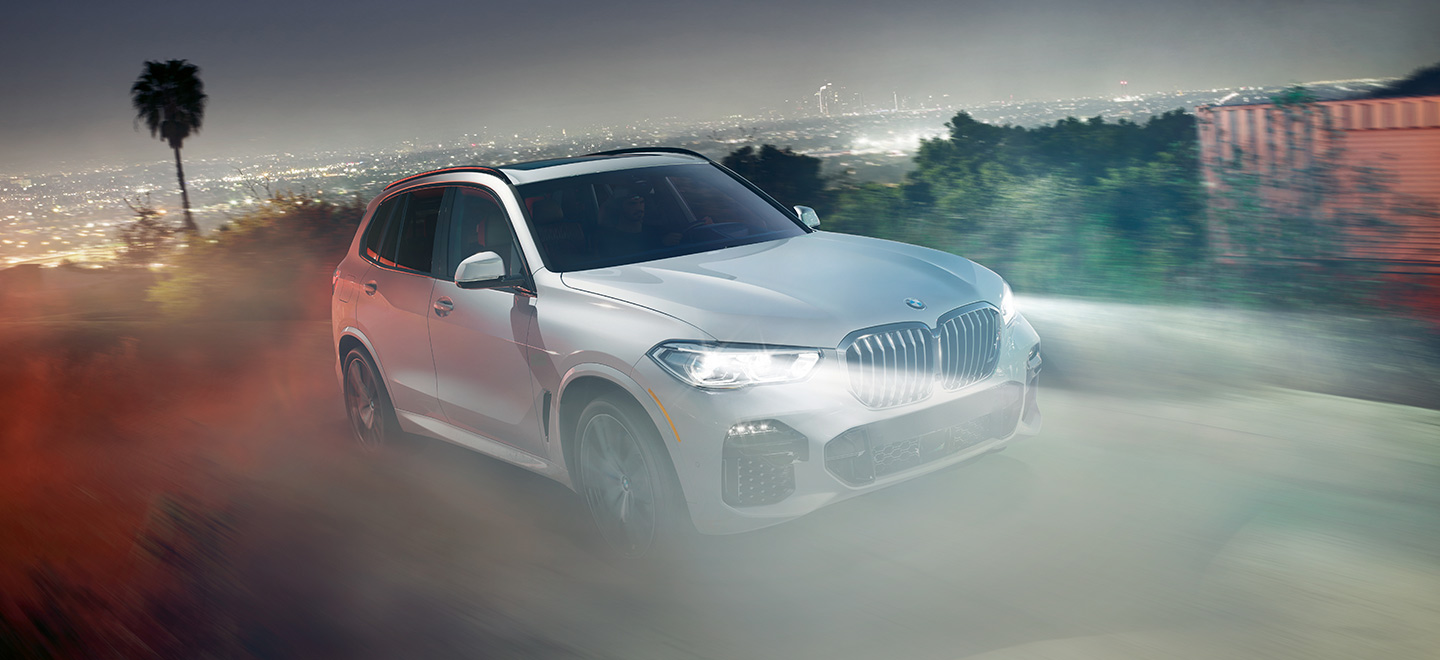 The 2019 BMW X5 is available at our BMW dealership in Miami.