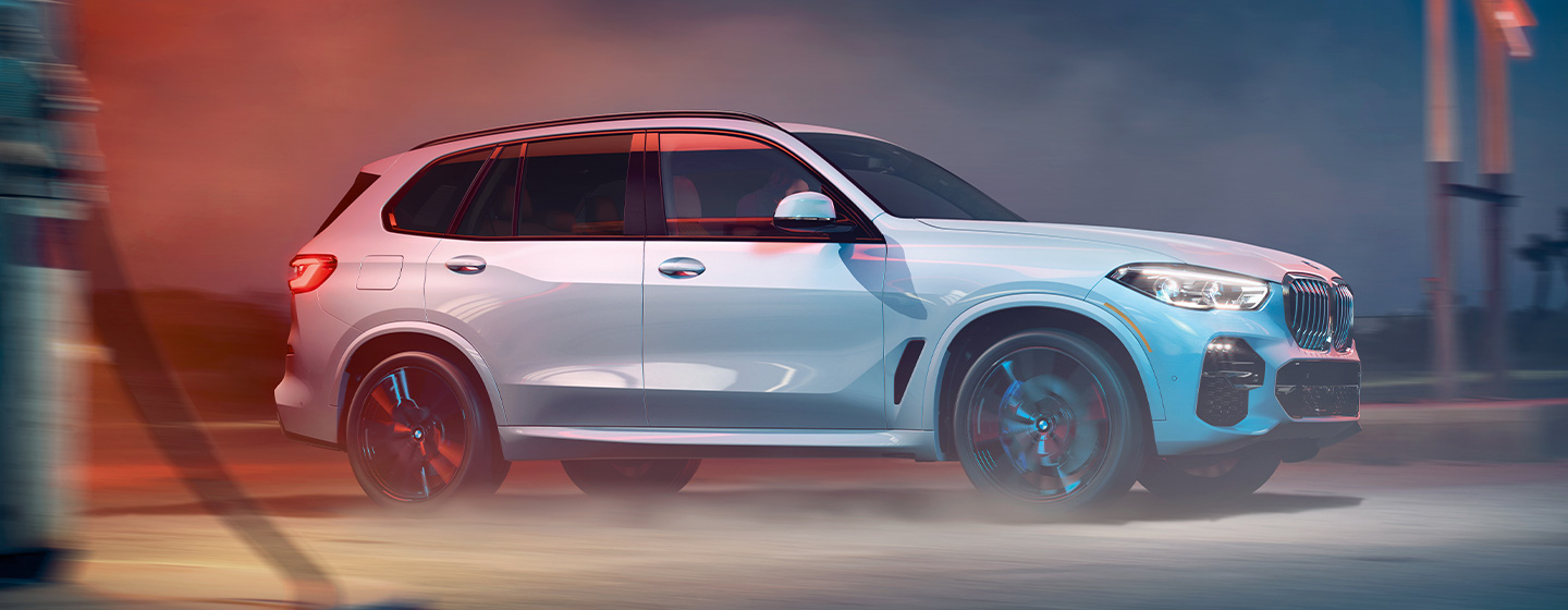 2019 BMW X5 - Exterior Profile Driving