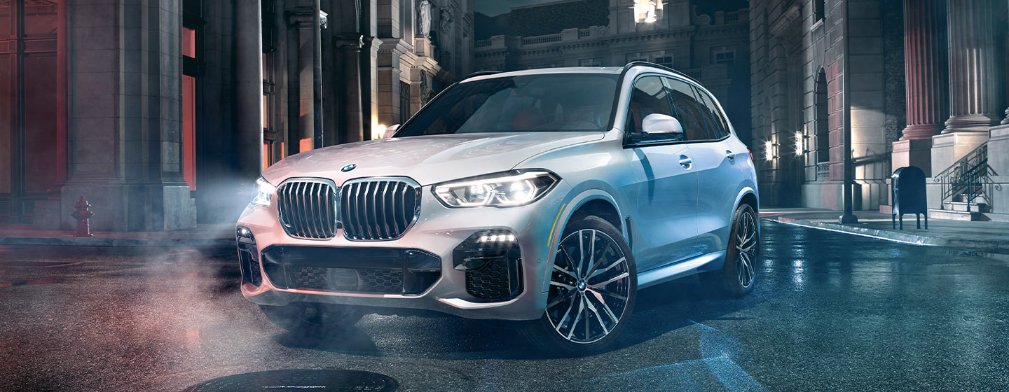 2019 BMW X5 - Exterior Parked