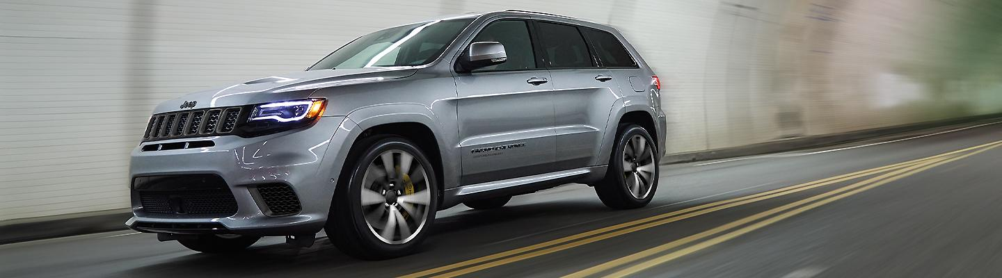 Picture of the Jeep Grand Cherokee