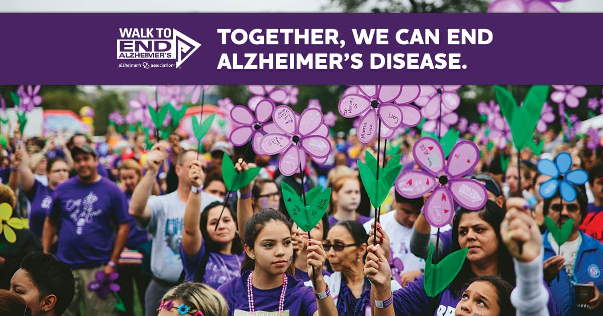 Visit DeFOUW Automotive to learn more about participating in the Walk To End Alzheimer's event.