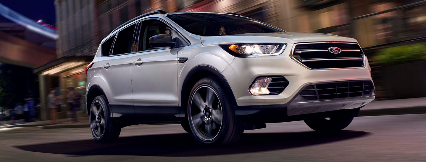 The 2019 Ford Escape is available at our Kalamazoo car dealership