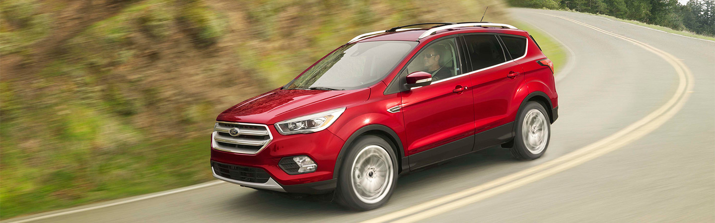 Exterior of the 2019 Ford Escape at Zeigler Ford of Plainwell