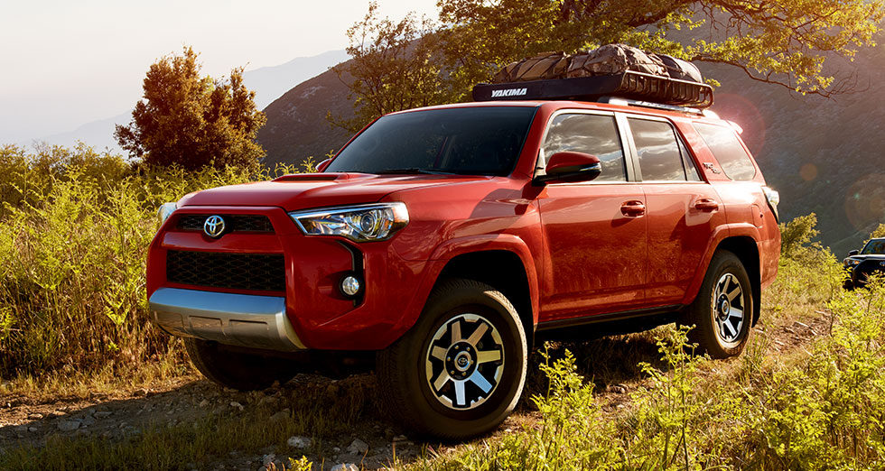 2018 Toyota 4Runner is here at Lipton Toyota of Fort Lauderdale near Pompano Beach FL