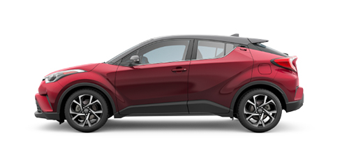 Toyota C-HR at Rivertown Toyota in Columbus, GA