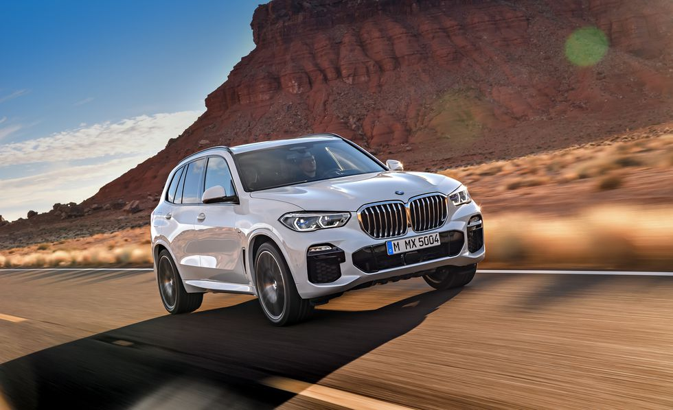 Learn about the 2019 BMW X5 at our BMW dealership in Lafayette, IN.