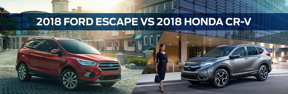 ... Honda CR V. The 2018 Ford Escape Is Available At Coccia Ford Lincoln In  Wilkes Barre, PA