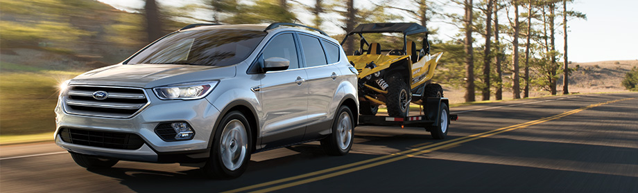 Exterior of the 2018 Ford Escape available at Coccia Ford Lincoln in Wilkes-Barre, PA