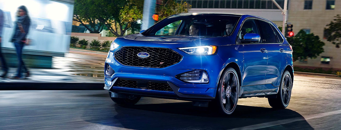 The 2019 Ford Edge is available at our Ford Dealership near Kalamazoo, MI