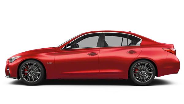 New 2019 INFINITI Q50 RED SPORT
