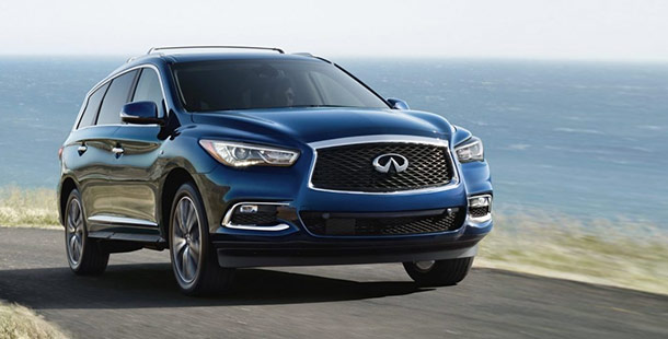 INFINITI QX60 Performance