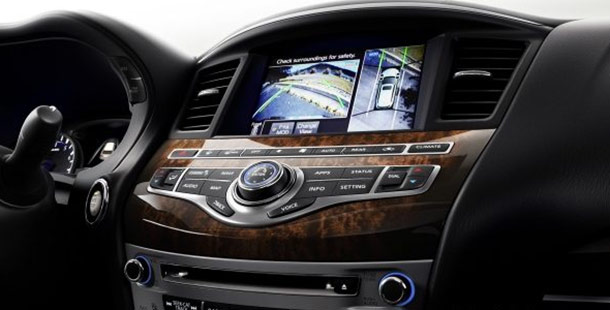 INFINITI QX60 Technology
