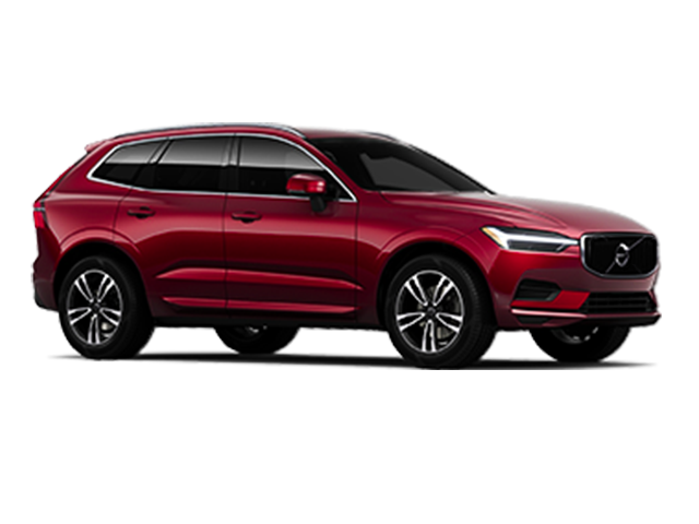 Volvo XC60 at Crown Volvo Cars Clearwater
