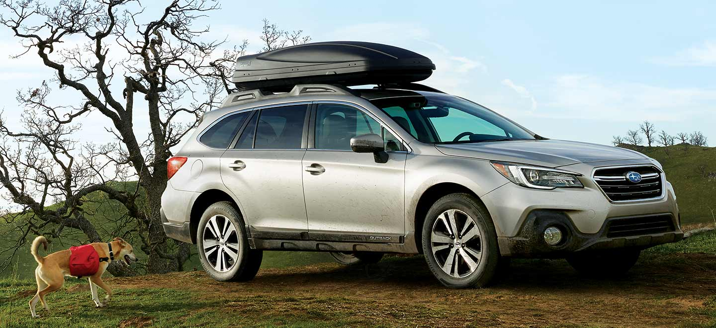 Subaru Outback vs  Competitors | OKC Subaru Dealer
