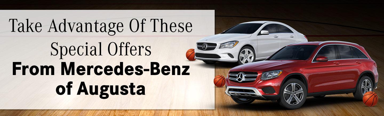 Mercedes-Benz of Augusta Savings