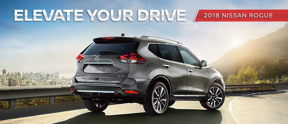 Learn More About The Nissan Rogue Near Lexington, KY