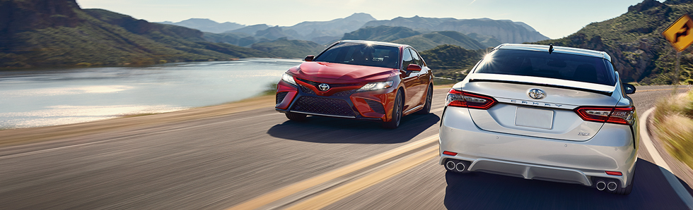 2018 Toyota Camry For Sale at Lipton Toyota of Fort Lauderdale.