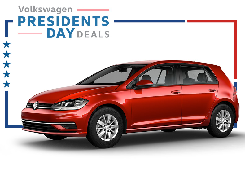 Volkswagen Golf Lease Offers at Vista VW near Fort Lauderdale