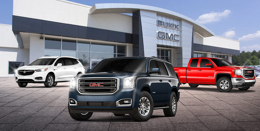 Rivertown Buick-GMC is located in Columbus, GA