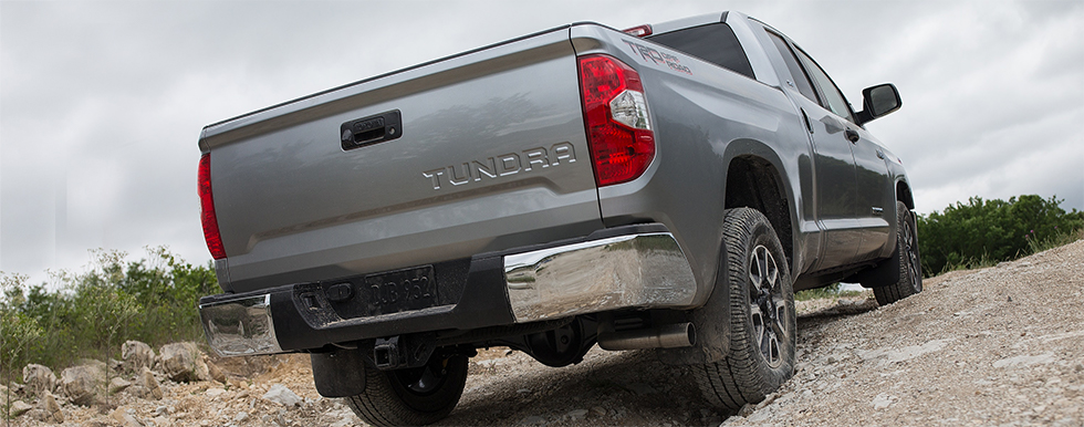 Exterior of the 2019 Toyota Tundra is available at our Toyota dealership in Fort Lauderdale Florida