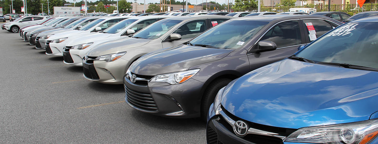 Visit our Toyota Dealership in Columbus, GA for a large selection of Toyota vehicles.
