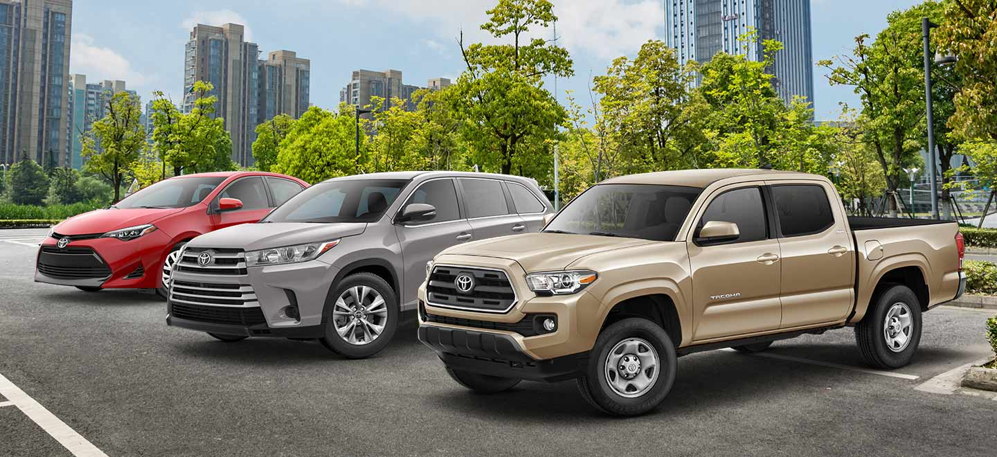 The Toyota Loyalty Rewards Program is available at our Toyota of Tampa Bay dealership