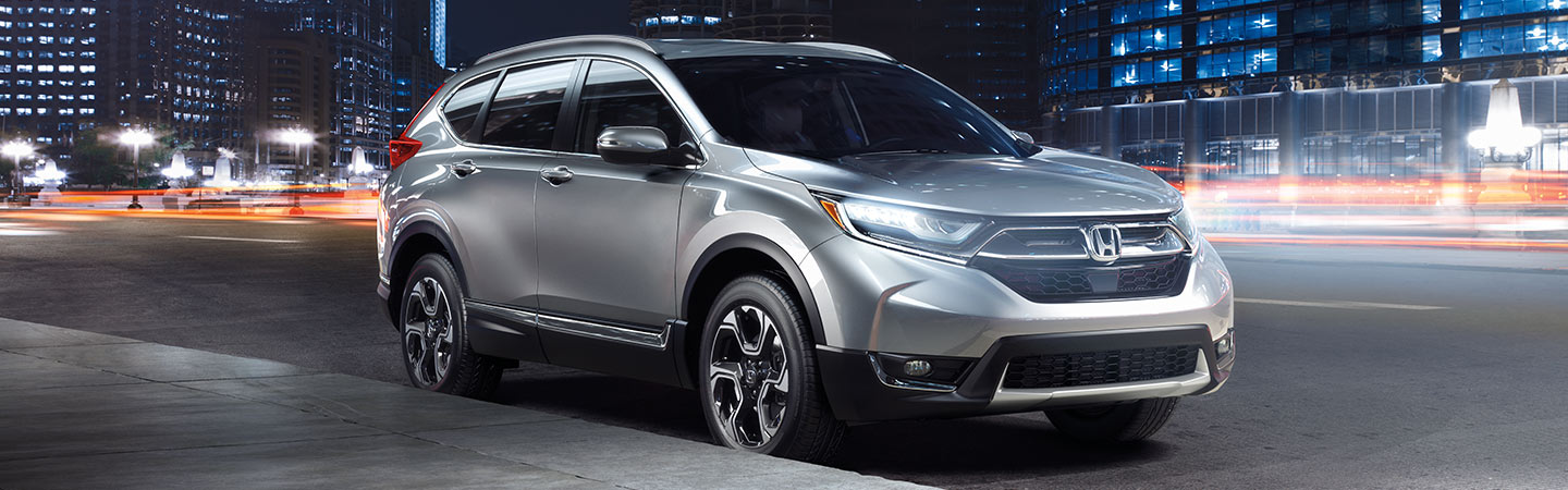2019 Honda CR-V in motion
