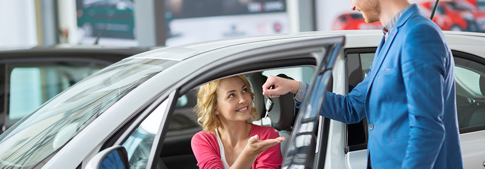 Car lease and car loans are offered at our Volkswagen dealer near Washington, DC.