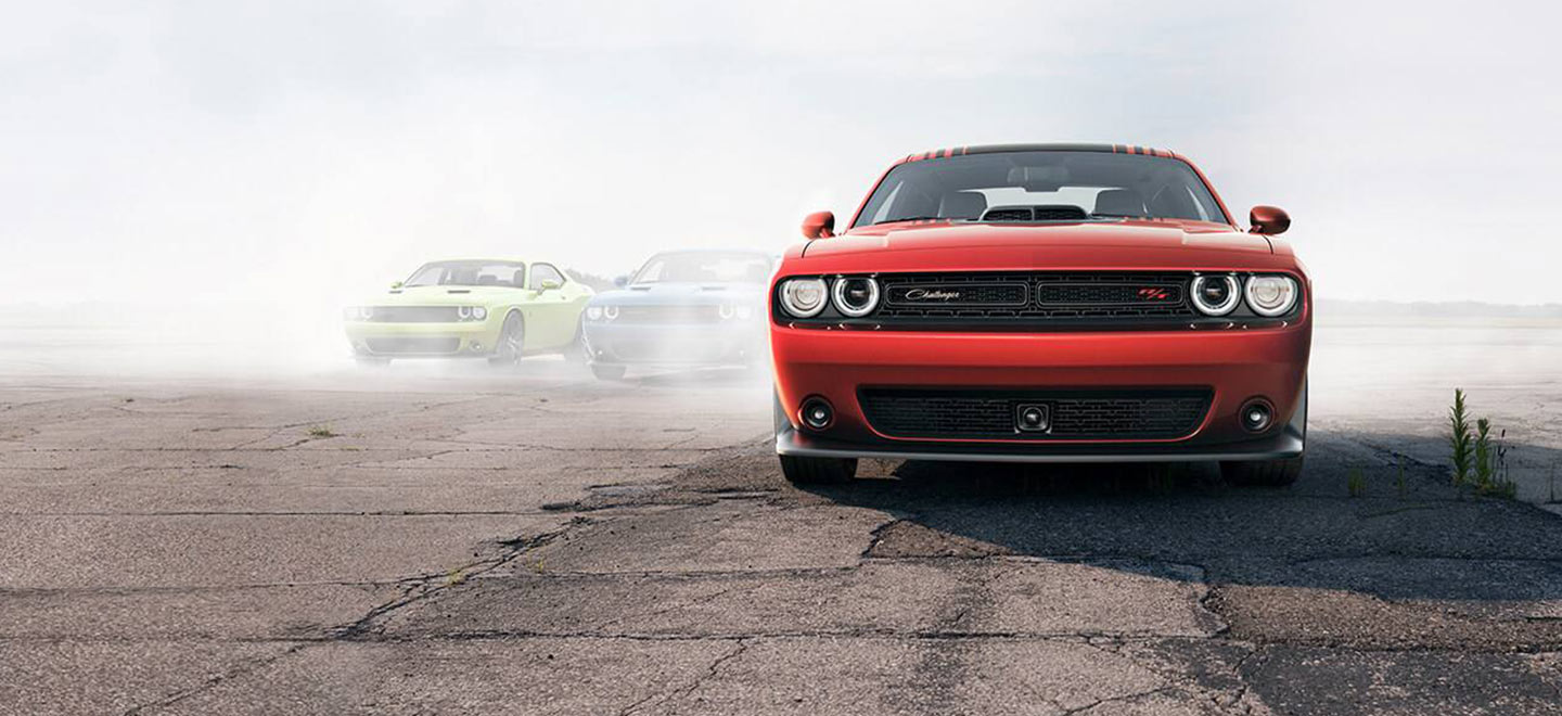 Picture of the 2019 Dodge Challenger for sale at Lake City CDJR, Dodge dealership in Lake City