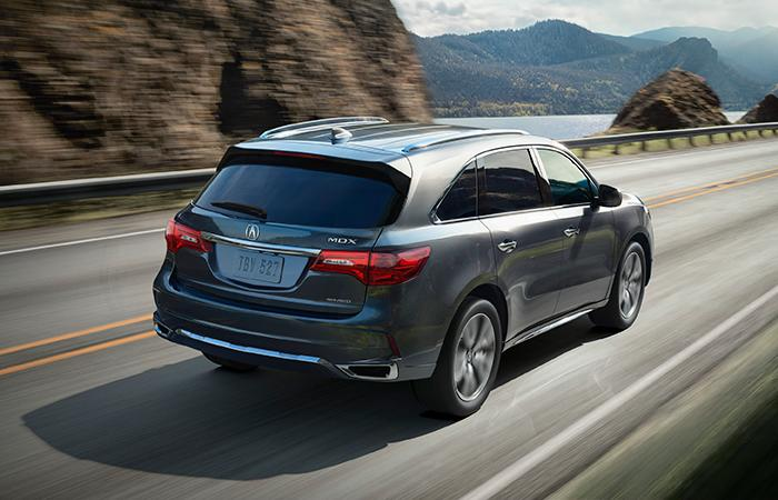 Picture of the 2020 Acura MDX