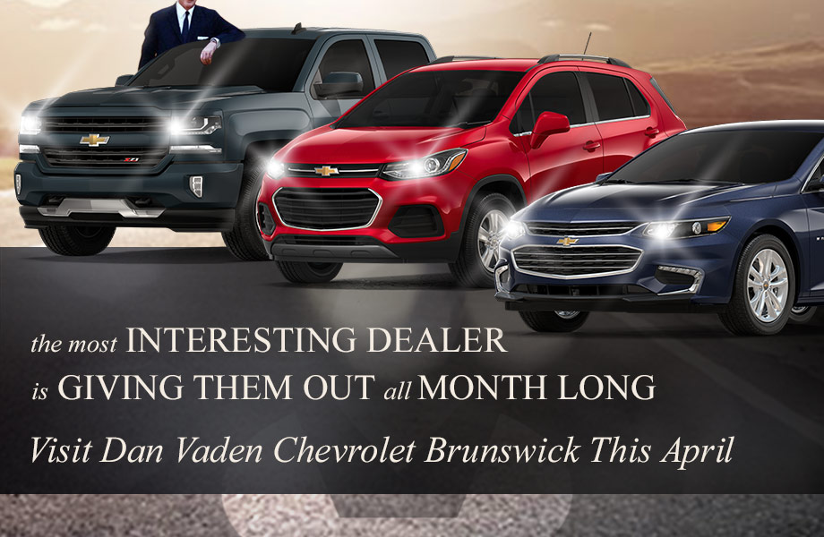Dan Vaden Chevrolet Brunswick is a Brunswick Chevrolet dealer and a ...