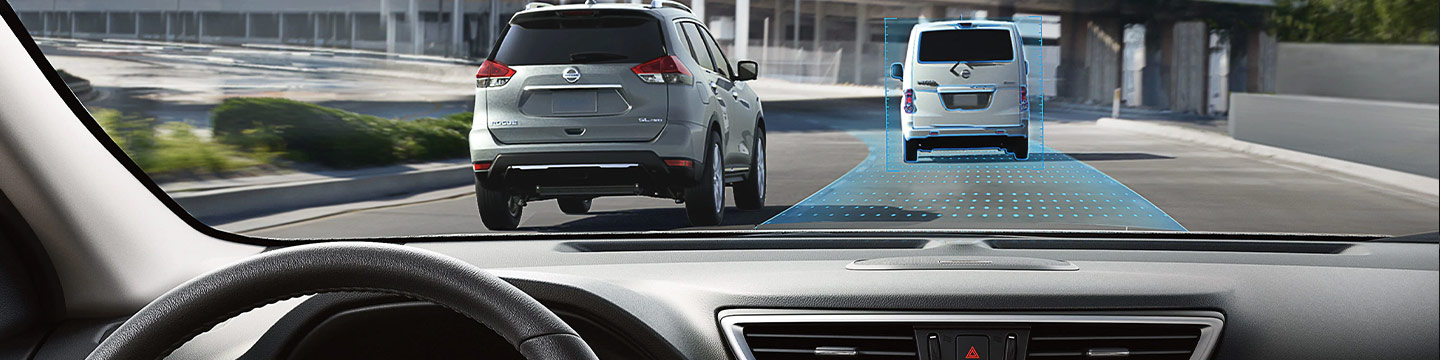Nissan Rogue Sport Keeing you safe