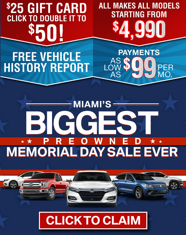 South Motors Memorial Day Sales Event