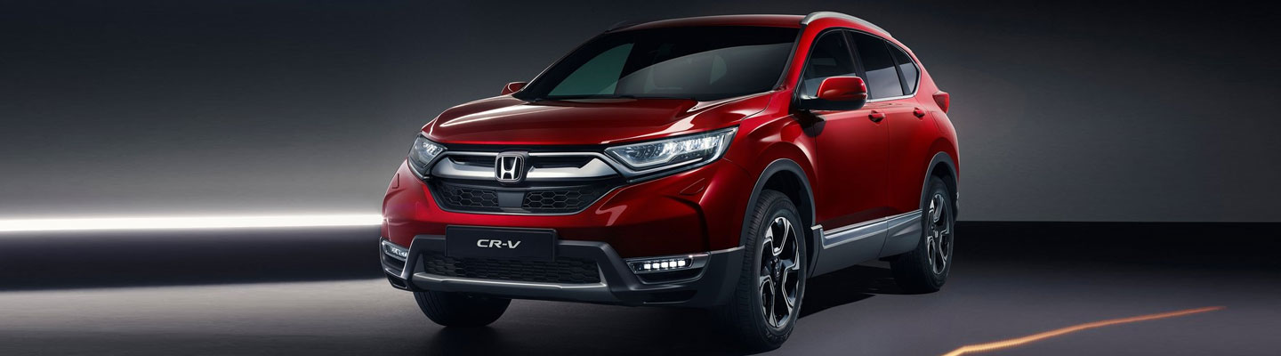 Technology features in the 2019 Honda CR-V