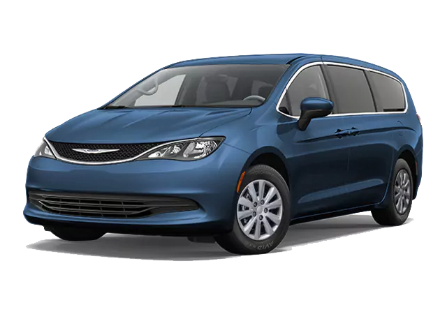Chrysler Pacifica available at our Crown CDJR Fiat dealership.