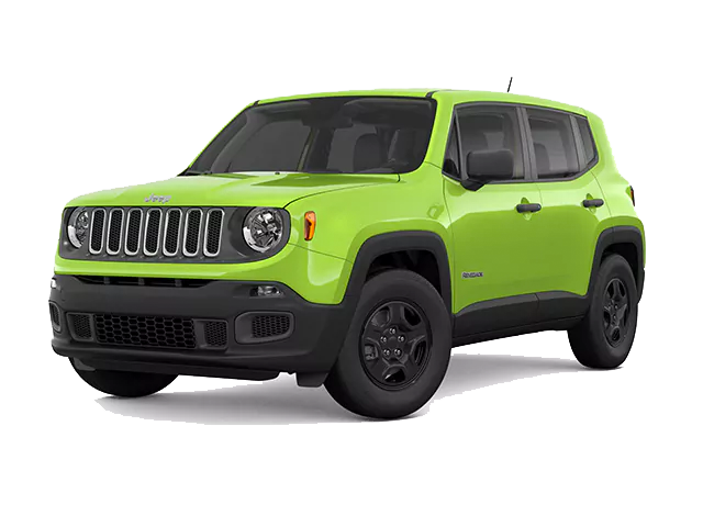 Jeep Renegade available at our Crown CDJR Fiat dealership.