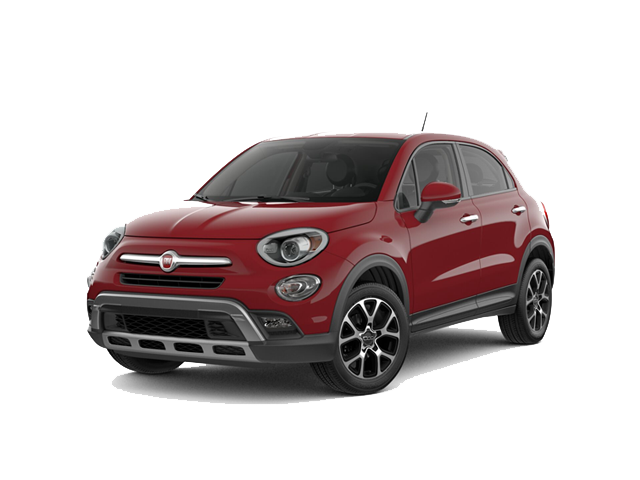 Fiat 500X available at our Crown CDJR Fiat dealership.
